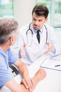 Krebspatient
